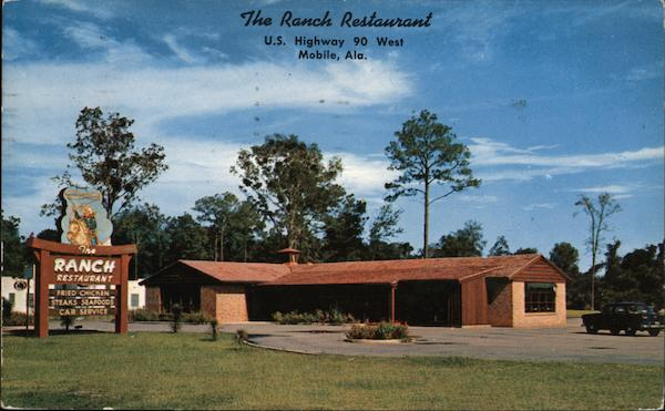 The Ranch Restaurant Mobile Alabama