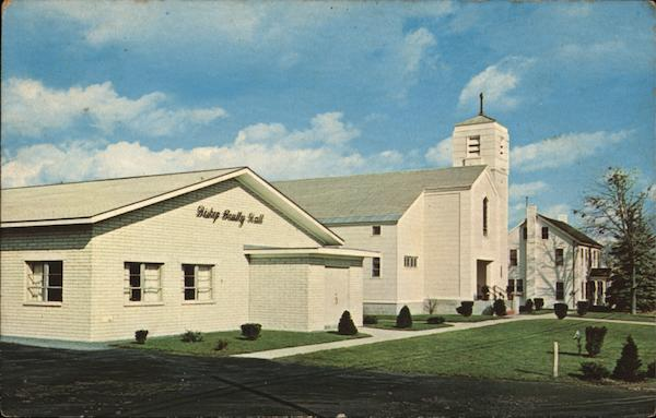 Our Lady of Fatima Parish Hall, Church and Rectory Delanson New York