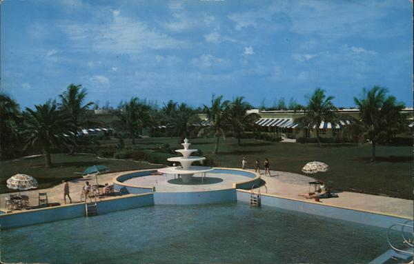 Giant Pool, Grand Bahama Club Bahamas Caribbean Islands