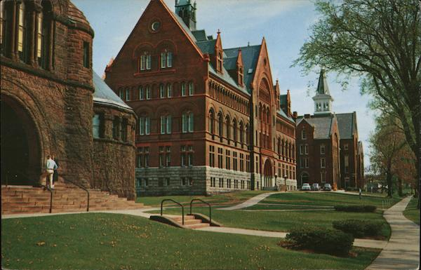 College Row, University of Vermont Burlington