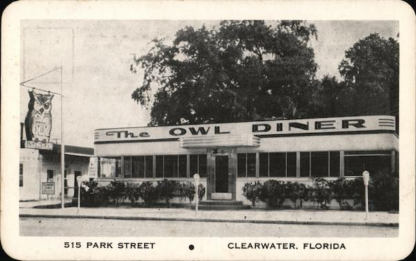 The Owl Diner Clearwater Florida