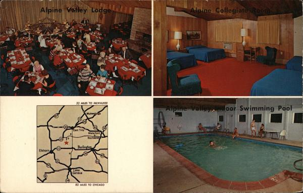 Alpine Valley Resort Elkhorn Wisconsin