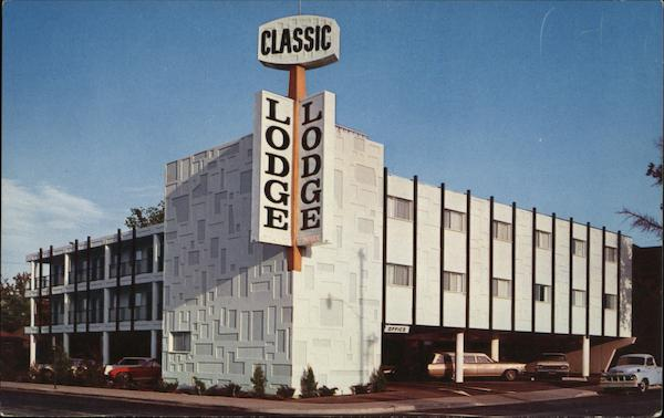 Classic Lodge Reno Nevada Louis Roberts
