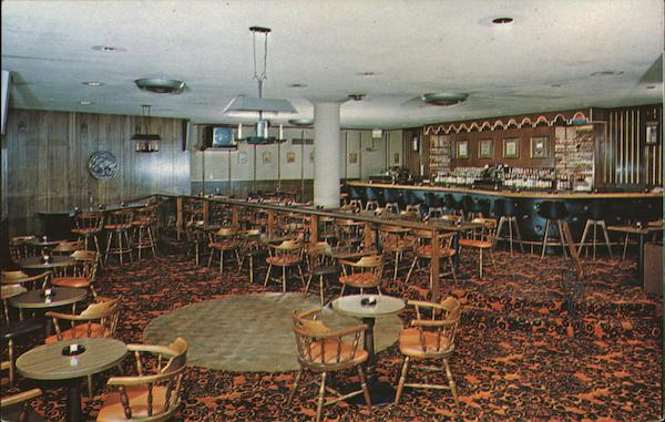 Sheraton Inn Towne Motor Inn Albany Ny Postcard