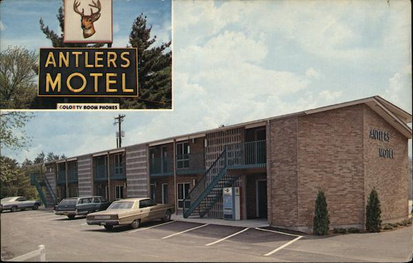 Antlers Motel Eau Claire Wi