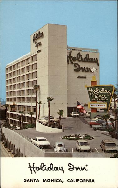 Holiday Inn Santa Monica California