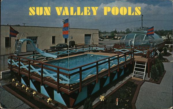 Sun Valley Pools Advertising