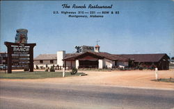 The Ranch Restaurant, U.S. Highways 315 - 231 - 80W & 82