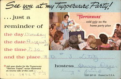 See You At My Tupperware Party!