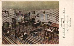 The Nursery, James F.D. Lanier Memorial Postcard
