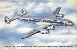 Eastern Air Lines New-Type Constellation