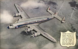 Eastern Airlines' New-Type Constellation