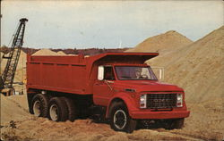 Dump Truck - GMC, the Truck People from General Motors