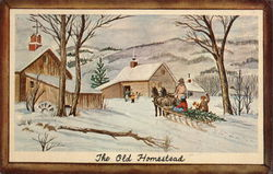 The Old Homestead - Your Mail Carrier