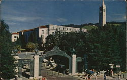 University of California, Berkeley - Sather Gate