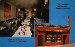 Old Canton Chinese Restaurant