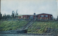 Administration Building, Newfoundland National Park