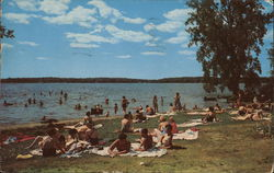 Steuben County Beach, Crooked Lake