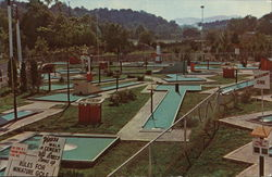 Lomma Championship Miniature Golf Courses