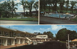 Spring Fountain Motel, U.S. #1. 3 & 15
