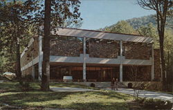 L. Nelson Bell Library on the Campus of Montreat-Anderson College
