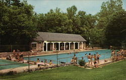 Swimming Pool at McCormick's Creek State Park