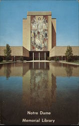 Memorial Library, University of Notre Dame