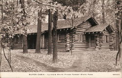Super Cabin, Illinois White Pines Forest State Park