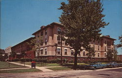The Norwood Park Home Postcard