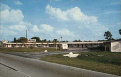 Ruskin Motel, 4th Street, S.W. (U.S. 41)