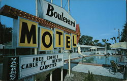 Boulevard Motel, 1715 E. Silver Springs Blvd., State Route 40