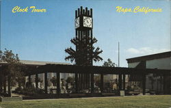 Clock Tower, Napa Mall
