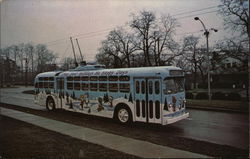 RTA Christmas Trolly Bus