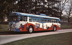 Happy Birthday to America Bus