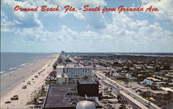 Ormond Beach South From Granada Avenue