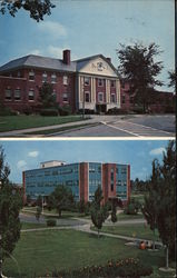 University of Maine - Union Building, Bears Den and Educational Building