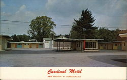 View of Cardinal Motel