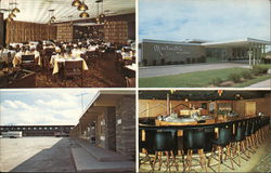 Views of Martinetti's Restaurant, Lounge, Motel