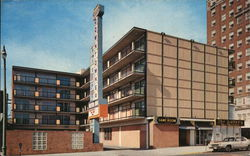 Downtowner Motor Inn, 2224 5th Ave. North at 23rd St.