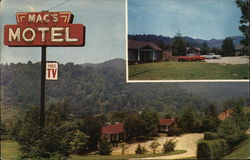 Mac's Motel, Located in City Limits