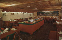 Norse Chalet - Hall of the Mountain KIng - Smorgasbord
