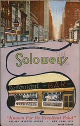 Solowey's Restaurant and Bar
