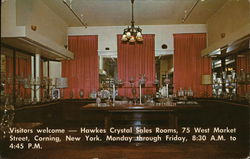 T. G. Hawkes & Co. - Crystal Sales Rooms