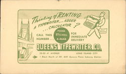 Queens Typewriter Co.