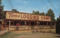 Tom's Logging Camp and Museum