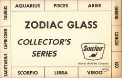 Zodiac Glass Collector's Series