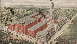 The J.R. Watkins Medical Company Postcard