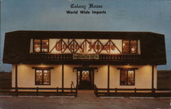 Colony House, World Wide Imports
