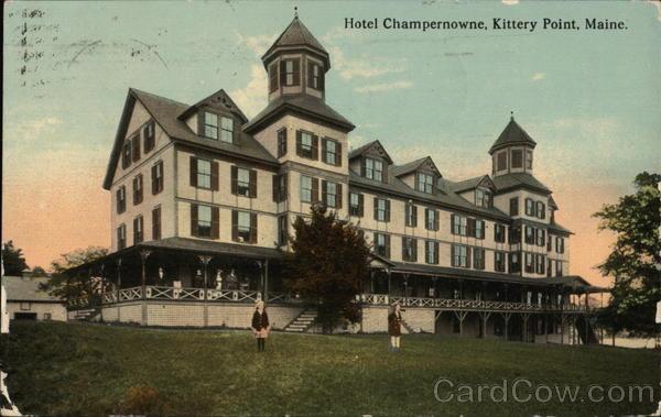Hotel Champernowne