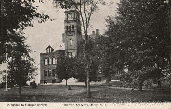 Pinkerton Academy Derry New Hampshire